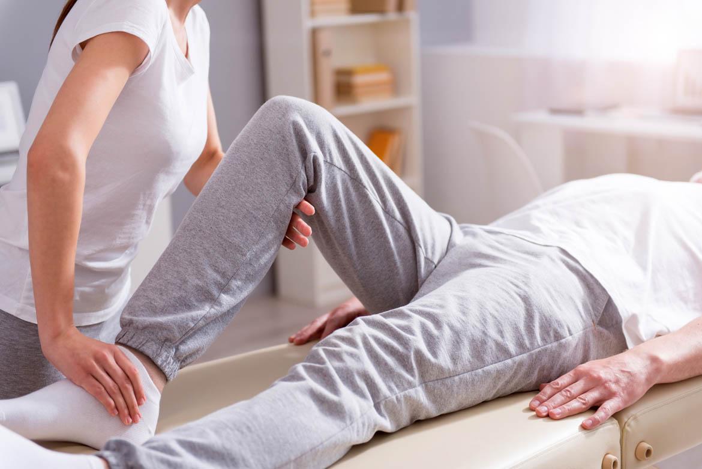 Physiotherapeutischer Hausbesuch